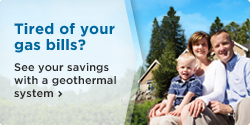 Save Money with Geothermal